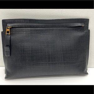 Loewe T Pouch Line black